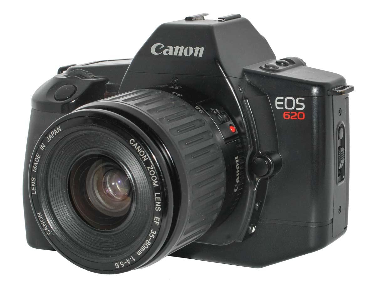 Canon EOS 620 Camera