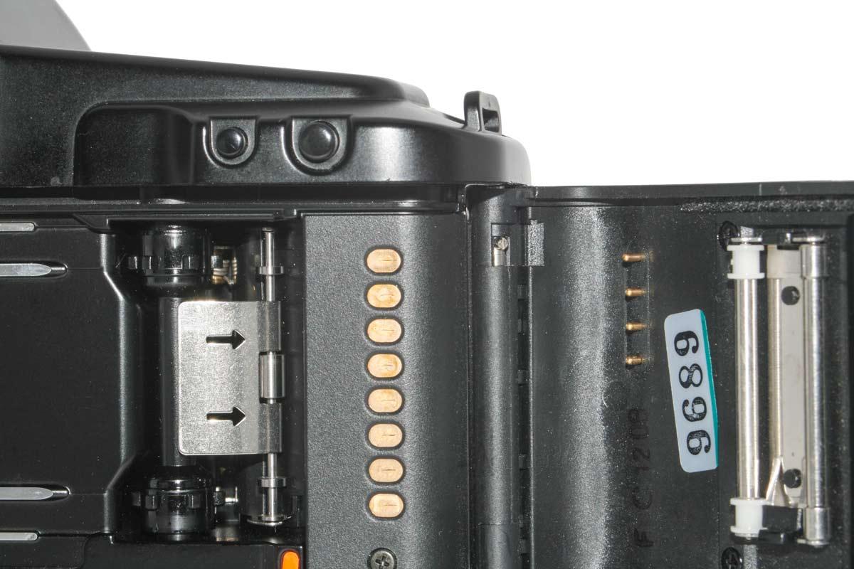 Canon Quartz Date Back E