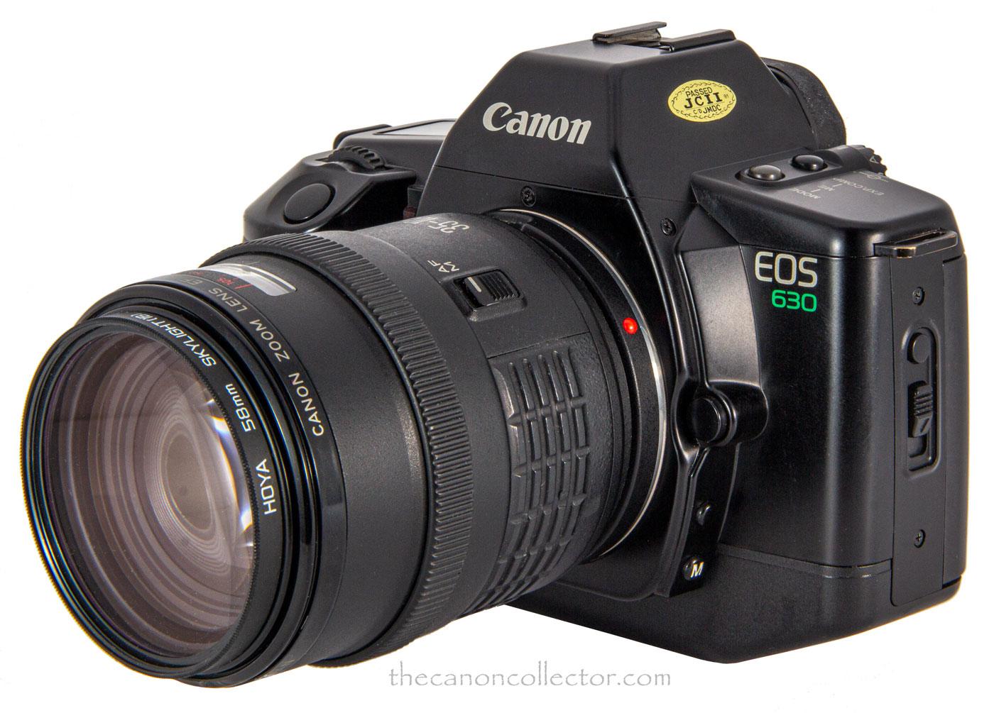 Canon EOS 630 Camera