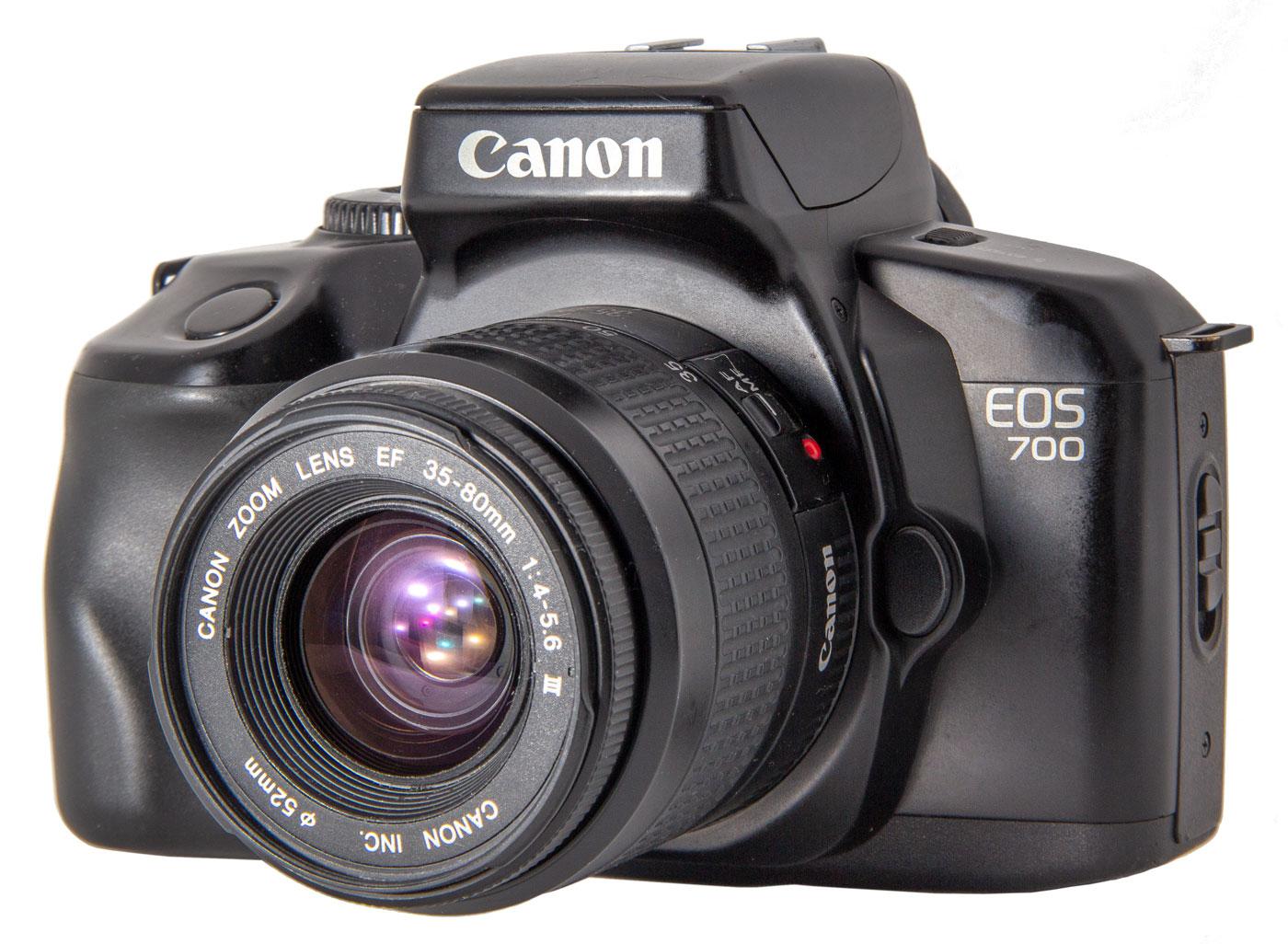 Canon EOS 700