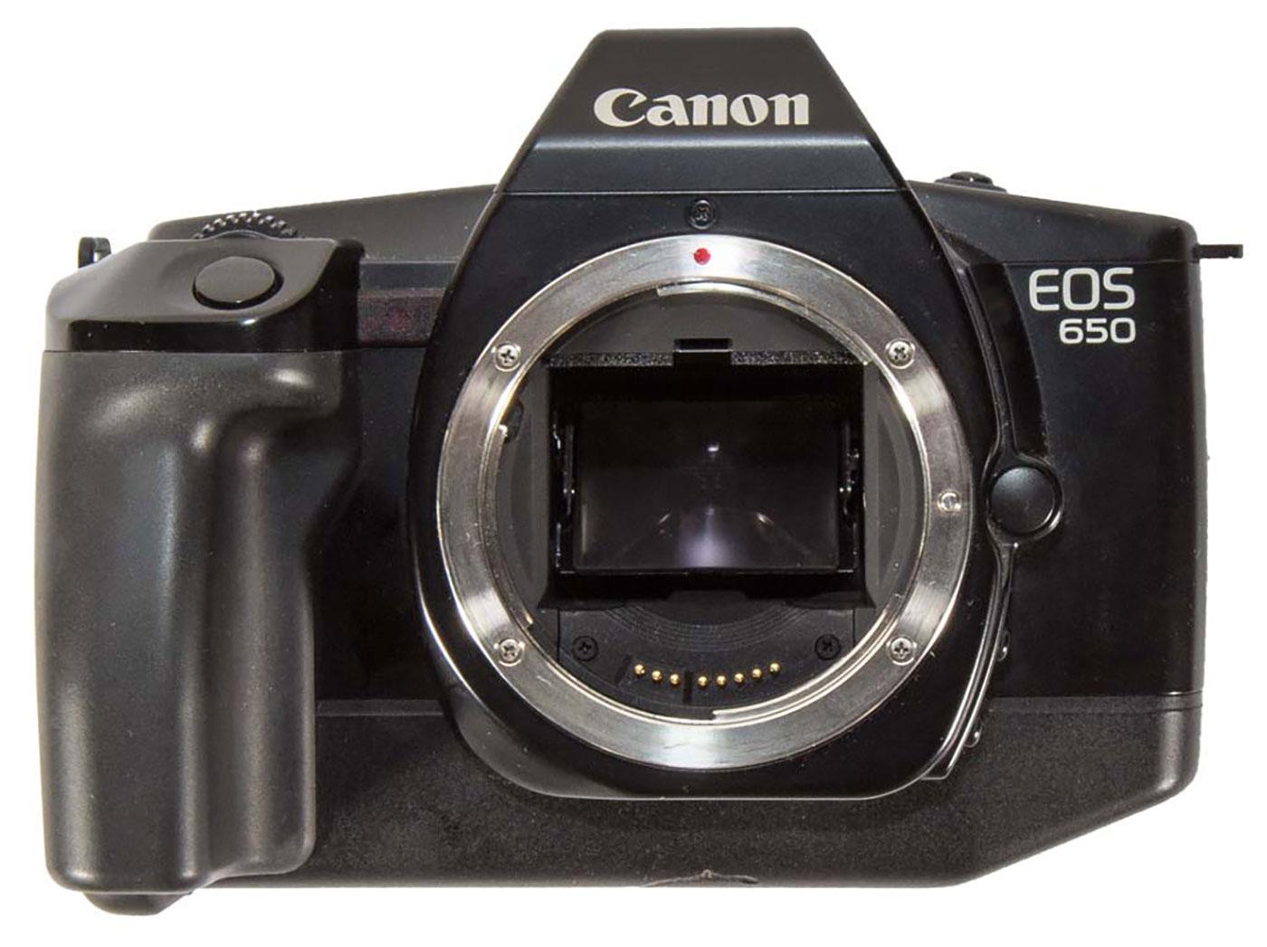 Canon EOS 650 Camera