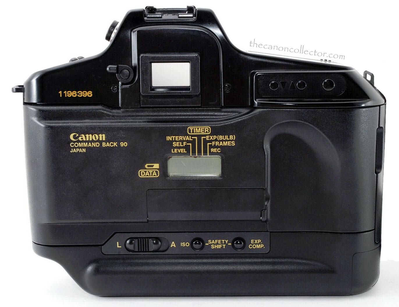 Canon Command Back 90