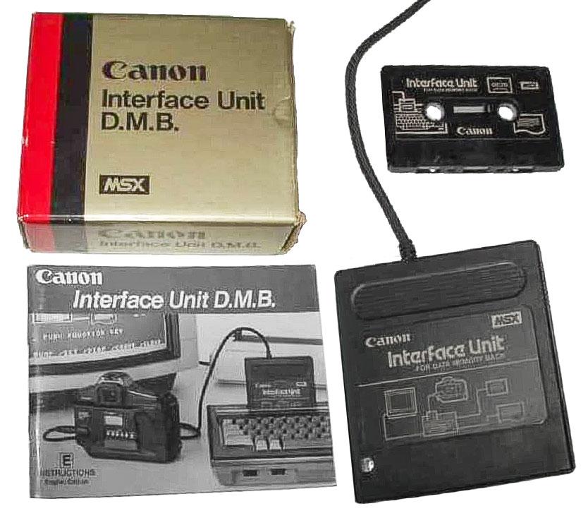 Canon Interface Unit DMB