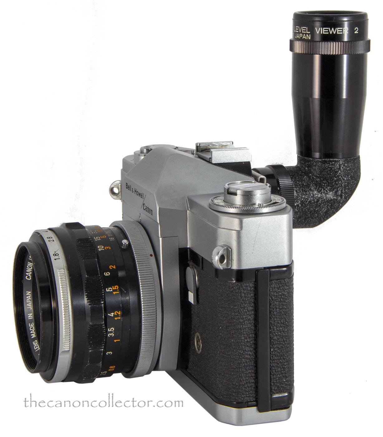 Canon Waist Level Viewer 2