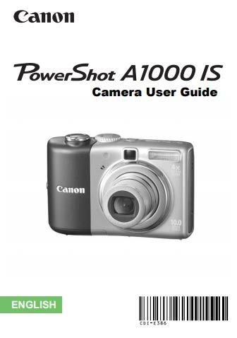 PowerShot A1000 IS