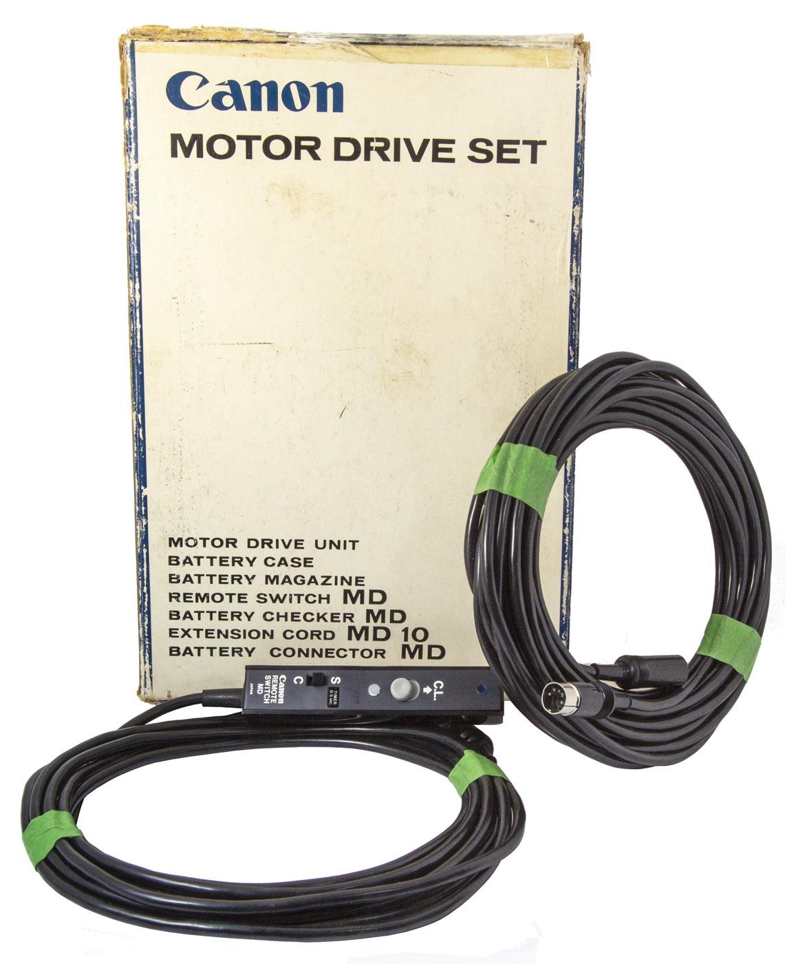 Canon Motor Drive Unit