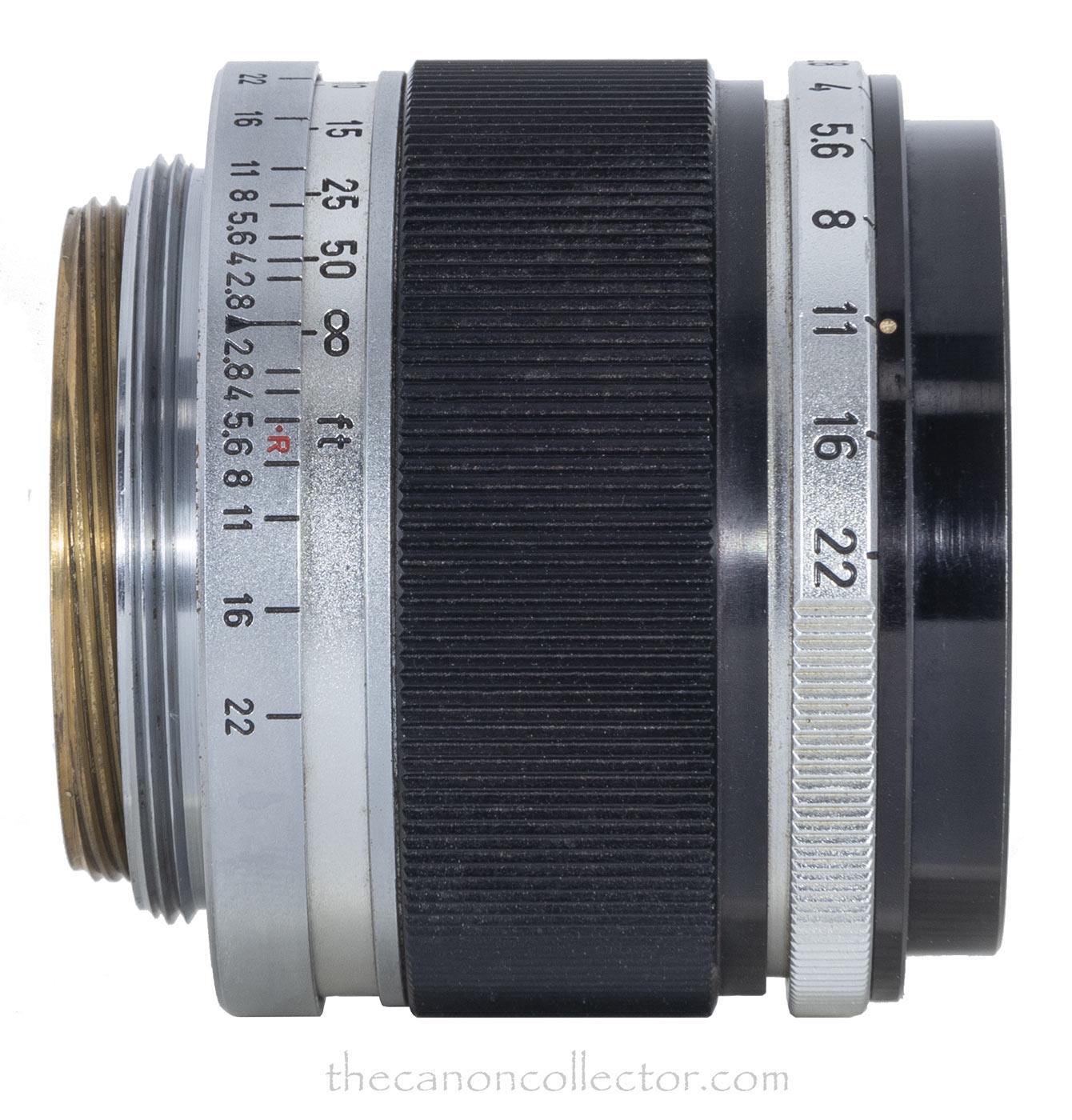 Canon S 50mm f/2.8 (II)