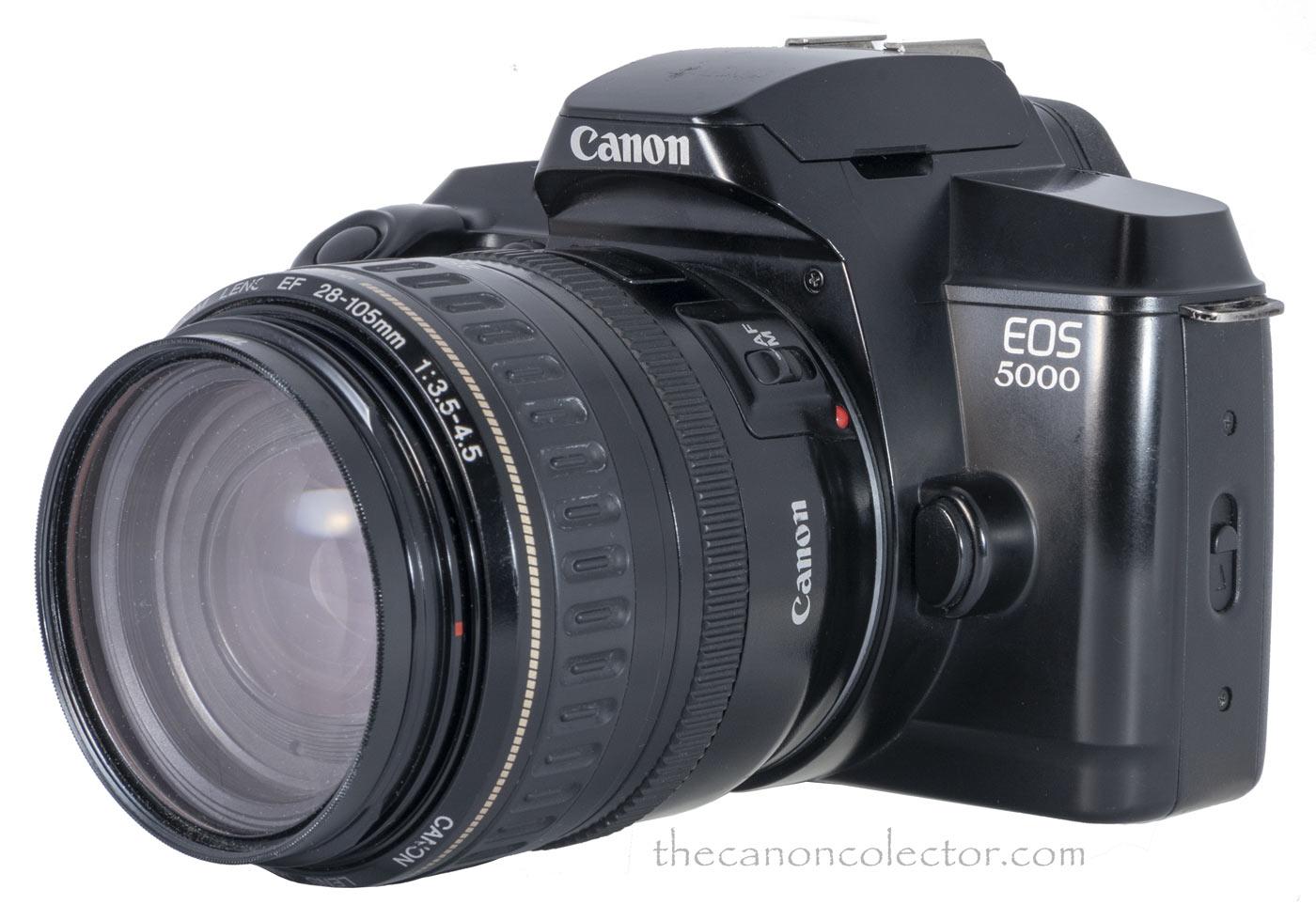 Canon EOS 5000