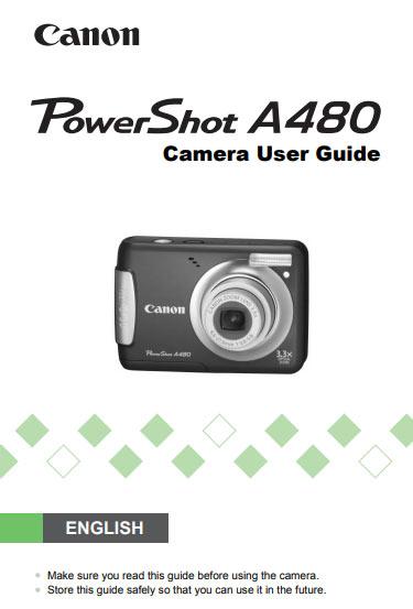 Canon PowerShot A530-A540