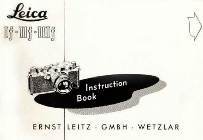 Leica Manual